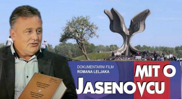 Slikovni rezultat za dokumentarni film mit o jasenovcu