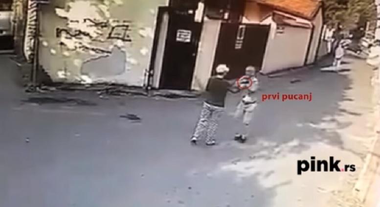 SRPSKA BAKA PROFESIONALKA  Prvi-pucanj