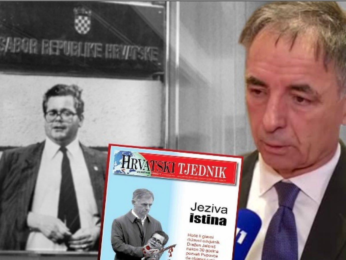 Što povezuje Pupovca i ubijenog hrvatskog liječnika dr. Ivana Šretera