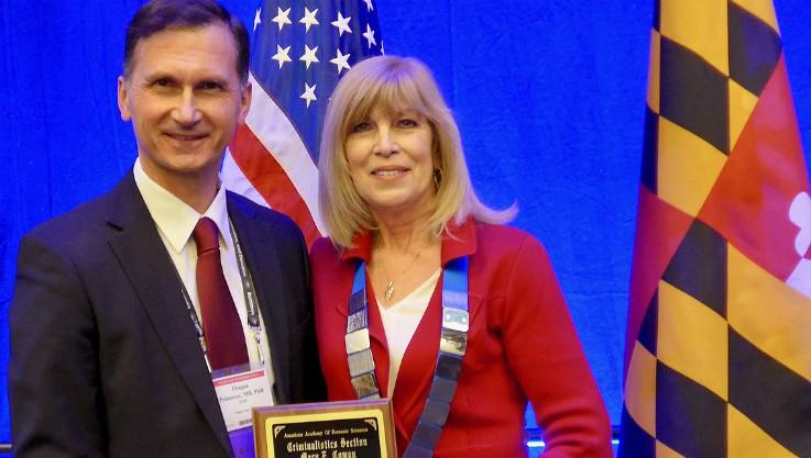 Draganu Primorcu prestižna nagrada američke Akademije za forenzične znanosti