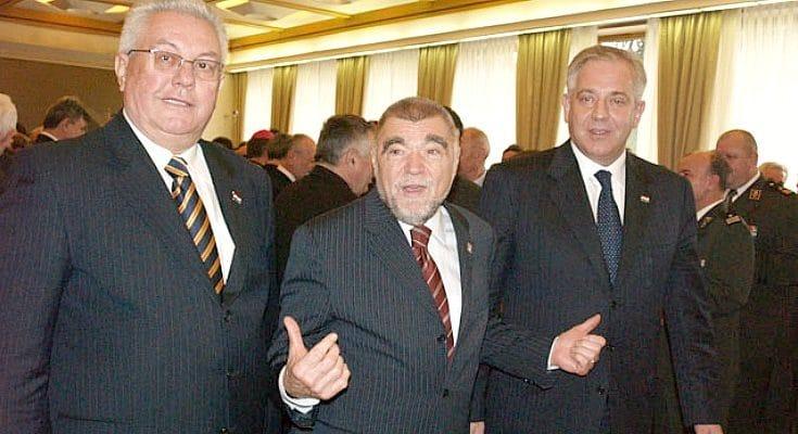 Image result for mesić bebić sanader