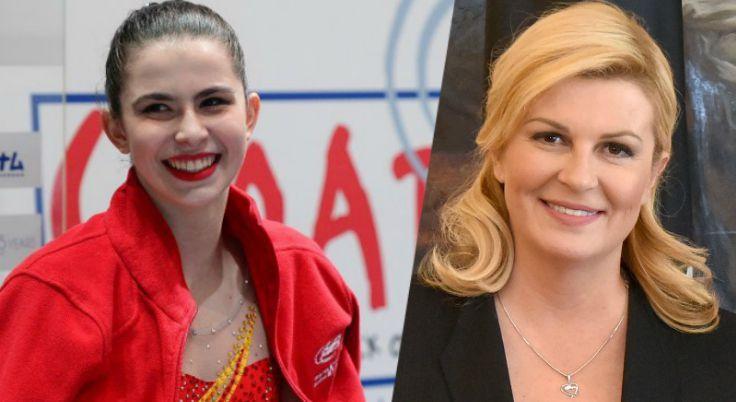 Kolindina kći odlazi iz Hrvatske: Katarina Kitarović primljena na prestižno sveučilište