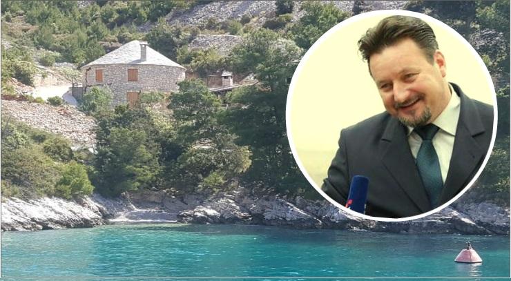 Tajna kamene ljepotice tik uz more koja se povezuje s ministrom Lovrom Kuščevićem