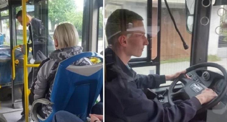 "Mladi ZET-ovac oduševio Zagrepčane: ""Malo je danas takvih vozača"""