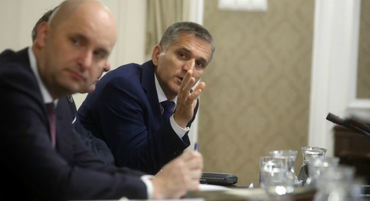 Ministar Goran Marić podnio neopozivu ostavku! – video