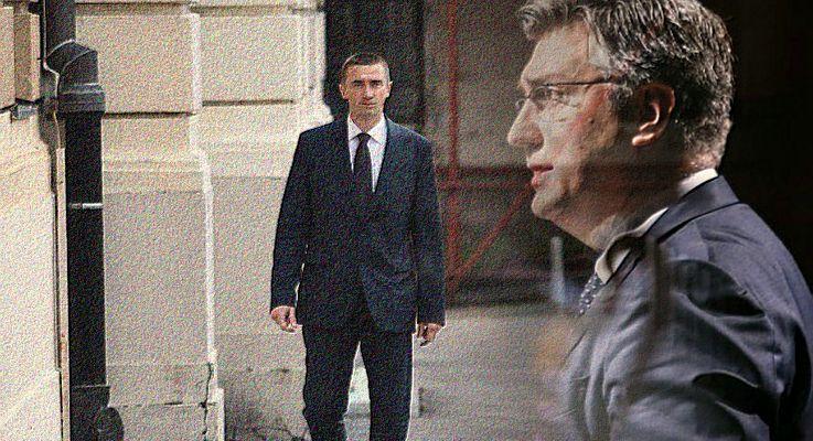 JASNO MI JE NA ŠTO MISLI: Plenković najavio razgovor s nezadovoljnim Penavom