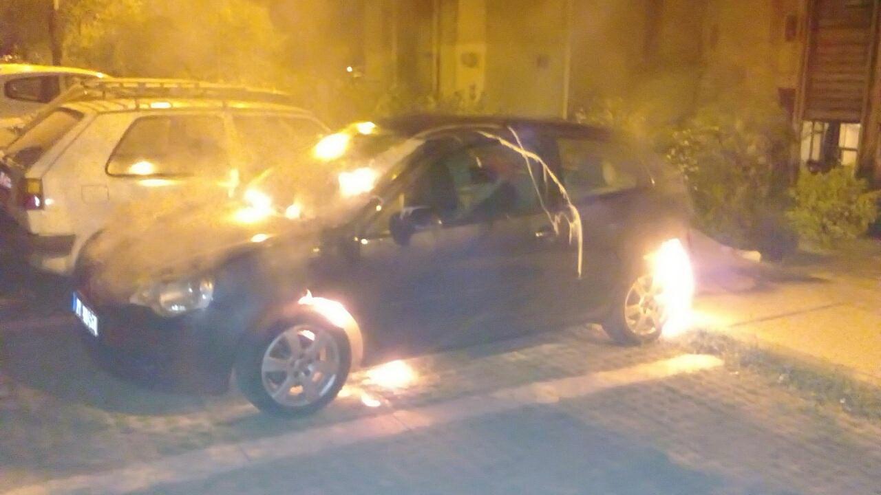 Noćas u Zagrebu gorjelo čak sedam automobila