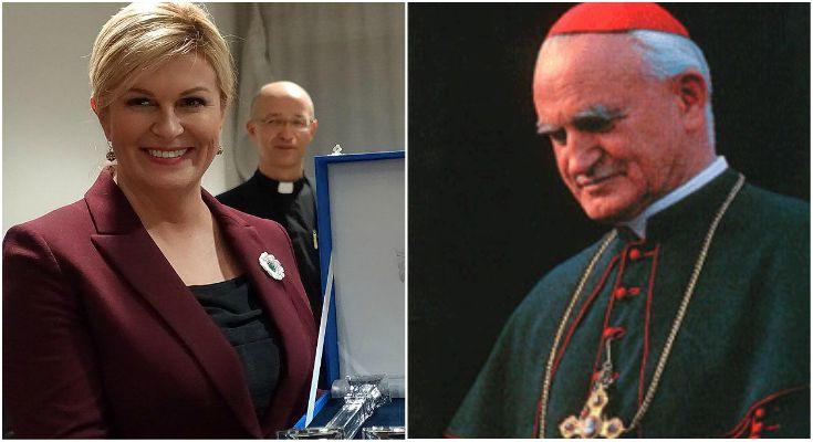 Prvi Velered Franje Tuđmana Posmrtno Ce Dobiti Kardinal Franjo