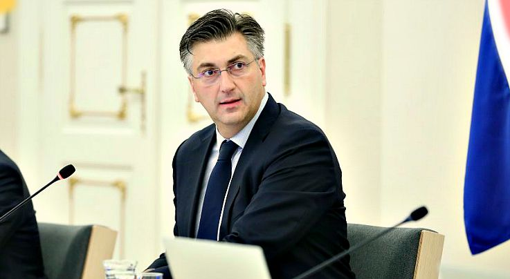 Plenković raspisao predsjedničke izbore pa najavio da neće plaćati štrajk prosvjetara