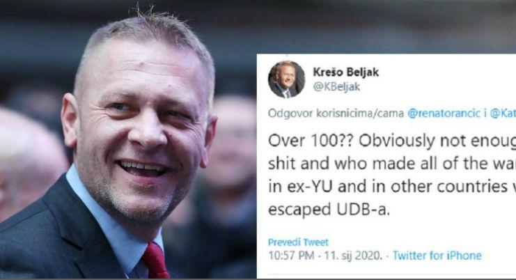 Image result for beljak udba
