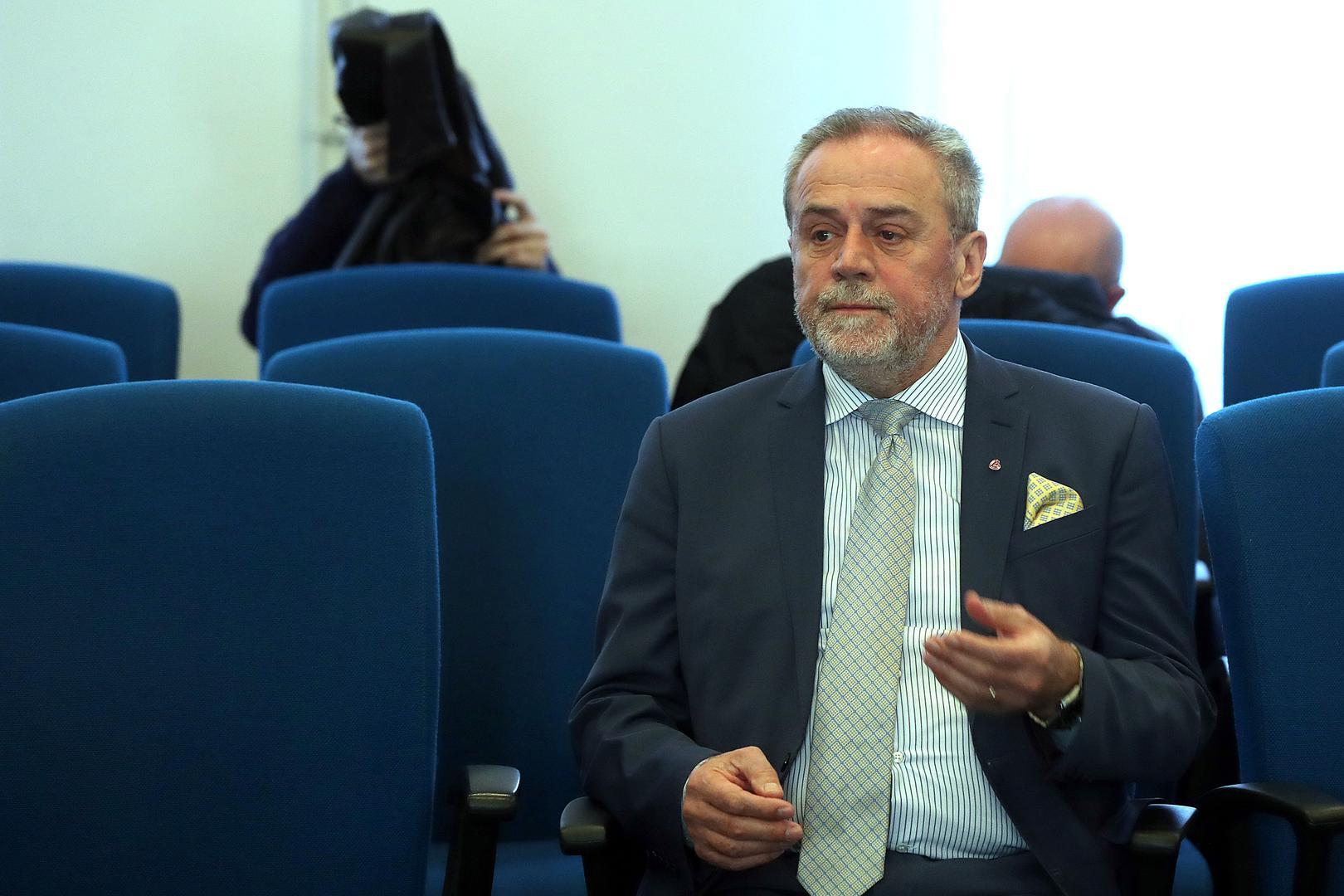 Bandić se izjasnio o optužnici, kaže da se ne smatra krivim