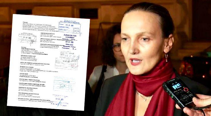LUD, ZBUNJEN, NORMALAN: Sani Ljubičić je pod istragom, a u ime DORH-a zadužena za međunarodnu pravnu pomoć