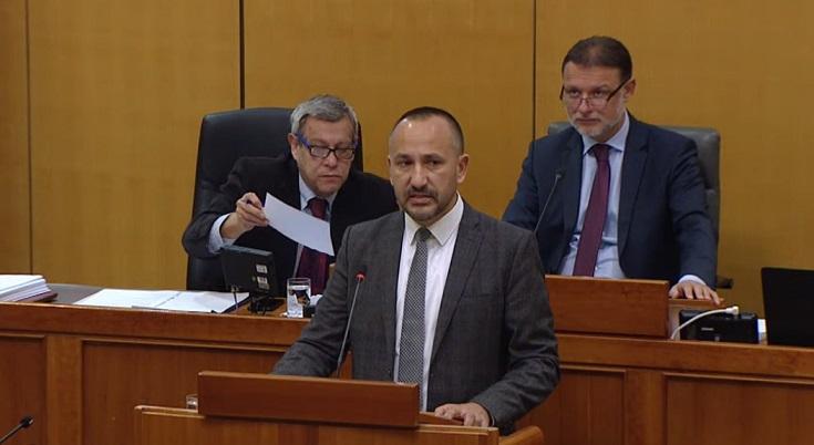 Oštar sukob Zekanovića i Jandrokovića: 'Ponašate se kao huligan! Obitelj mi ne dirajte!'