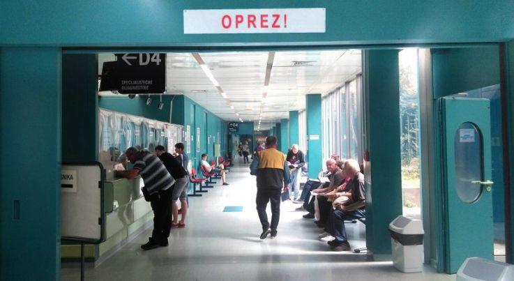 POTVRĐENO: Dvoje liječnika KB Dubrava ima koronu, evakuira se cijela  bolnica – Maxportal