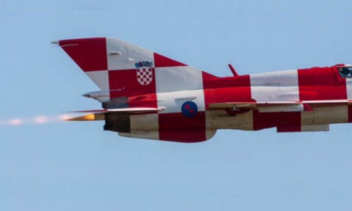 Image result for hrvatska avion