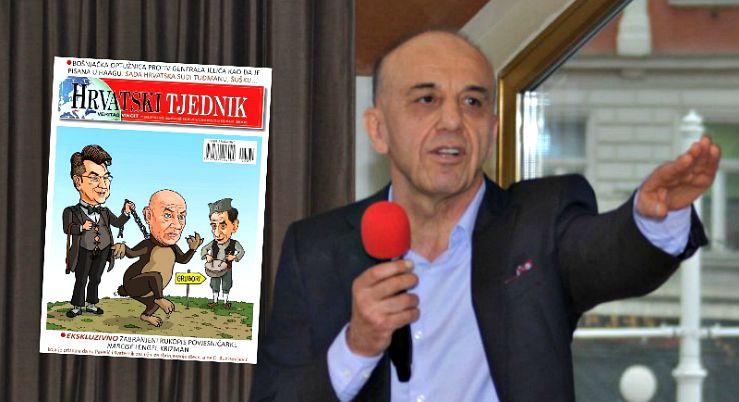 Ivica Marijačić: Karikatura ih je zaboljela jer je pun pogodak – Maxportal