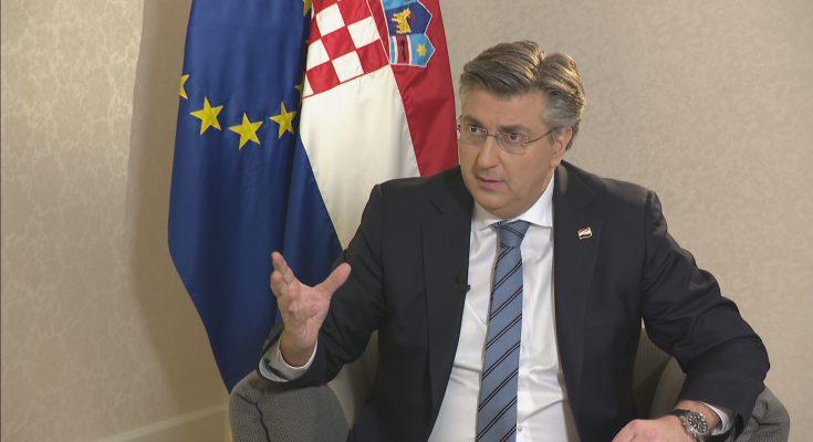 Andrej plenković hrt