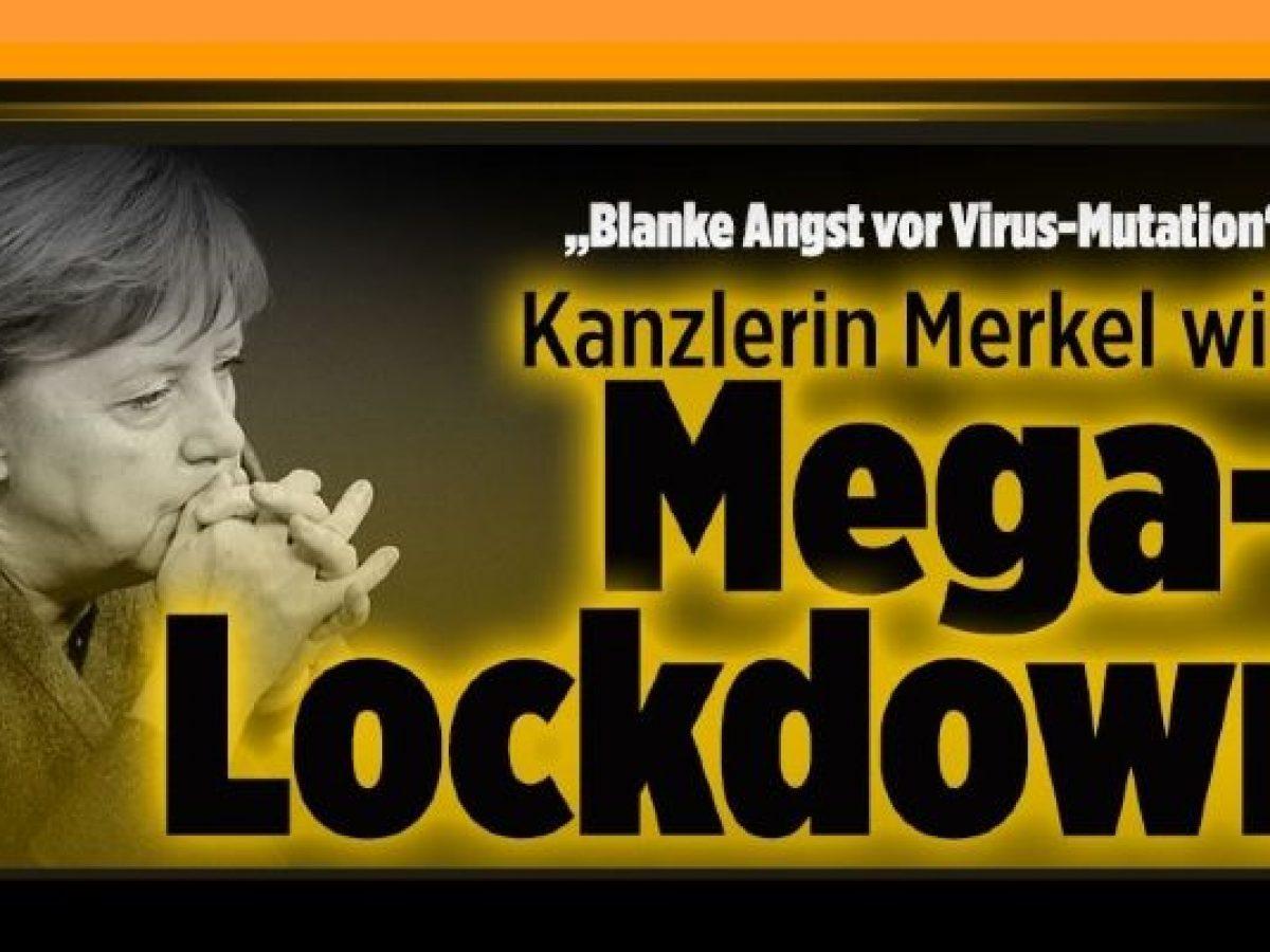 Lockdown Auf Deutsch