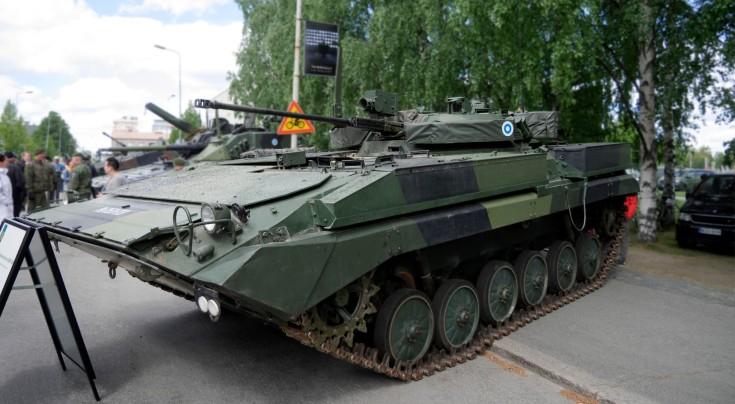 BMP-2 je borbeno vozilo pješaštva bivšeg SSSR-a