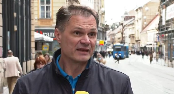 Damir Plesac, koordinator zaPopis stanovništva u Državnom zavodu za statistiku:  U kojem stoljeću on živi?