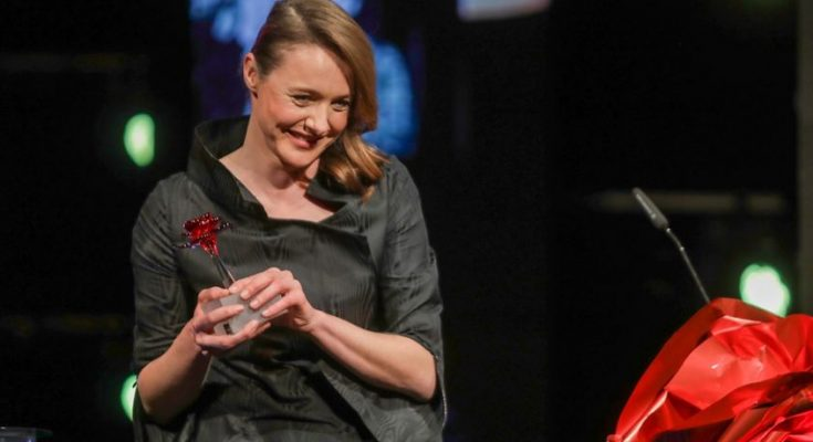 U Hrvatskom narodnom kazalištu održana svecana dodjela Vecernjakove ruze. Photo: PIX