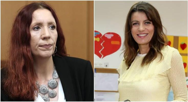 Anna Marija Radić i Josipa Rimac