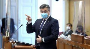 Plenković: Do početka ljeta imat ćemo 3,1 milijun cjepiva i oko 55 posto cijepljenih