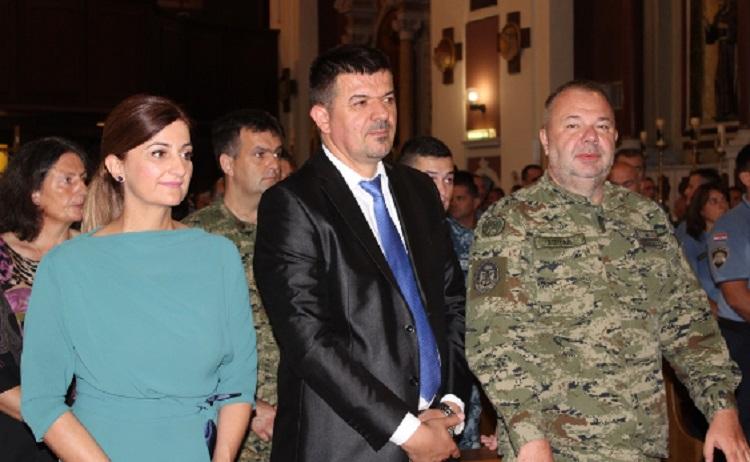 Glavni tajnik MORH-a Petar Barać (