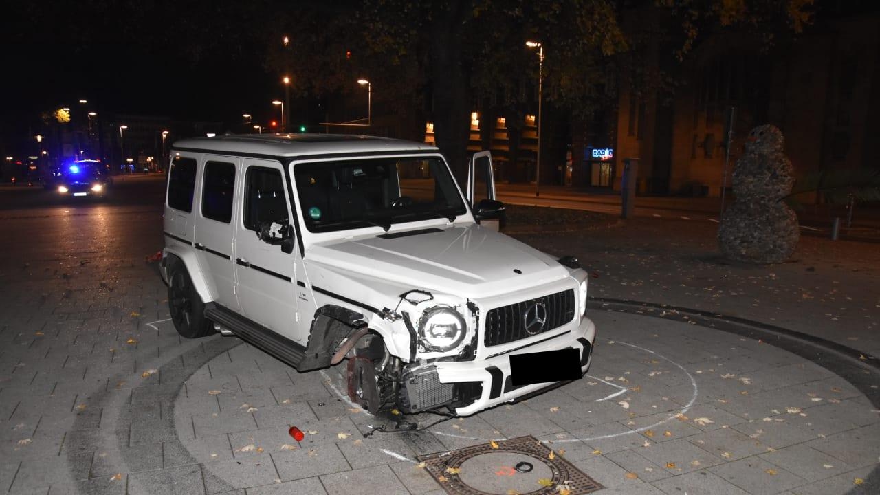 Bosanac ukrao Mercedes njemačkom igraču i napravio 200.000 eura štete