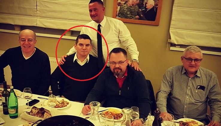 Jedan od vodećih ljudi tajnih službi s uhićenim Mohenskim