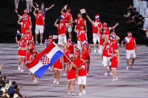 """Otvorenje Olimpijskih igara, naša delegacija upravo se javila! """"Tko je najbolji? Hrvatska"""""""