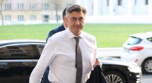 Plenković potvrdio da HDZ sutra plaća 14 milijuna kuna